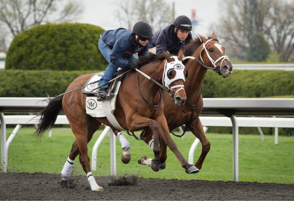 Untapable favored for Kentucky Oaks _lowres