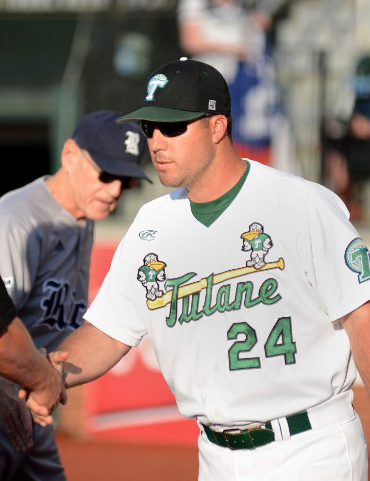 Jake Gautreau interviews at Tulane; Mark Kingston a no-show _lowres