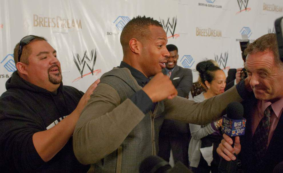 Photos: WWE WrestleMania Red Carpet _lowres
