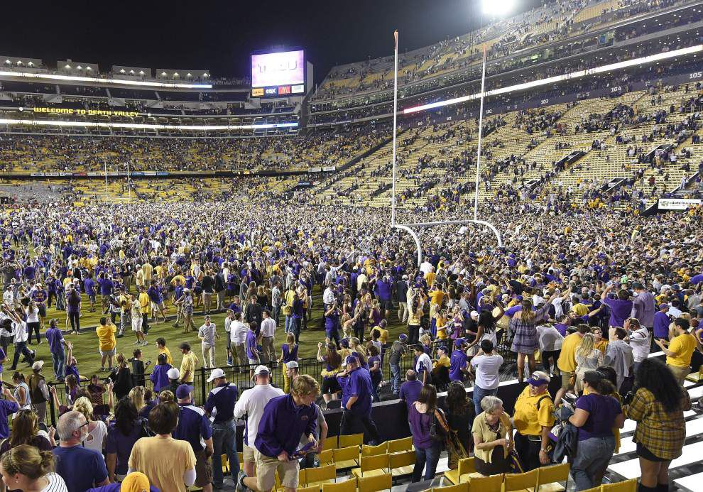 LSU football chat with Ross Dellenger, Thursday at 11 a.m. _lowres