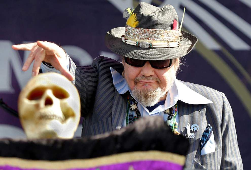 Dr. John and friends pay tribute to Louis Armstrong _lowres