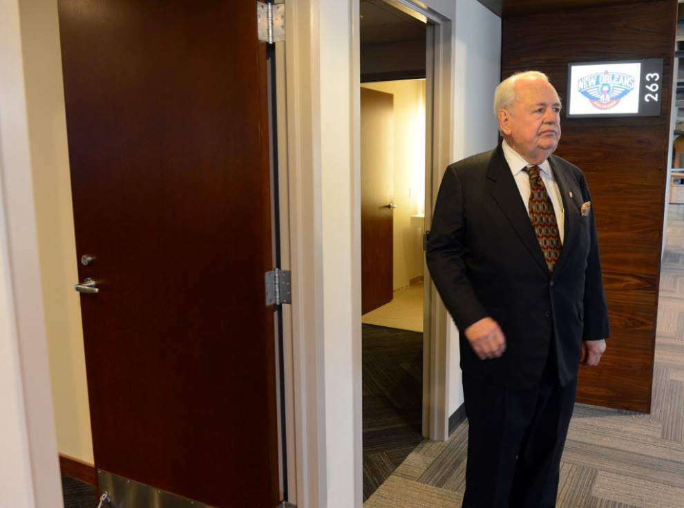 Tom Benson sues trustee of relatives' trusts in New Orleans federal court as family dispute takes another twist _lowres