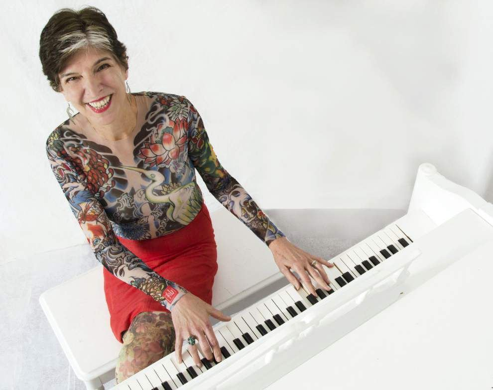 Marcia Ball plans intimate club set before hitting Jazz Fest stage _lowres