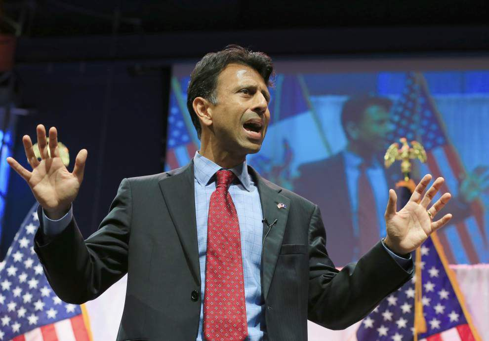 GOP debate details: Gov. Bobby Jindal might not end up on stage with top tier Republican candidates under Fox News, CNN rules _lowres