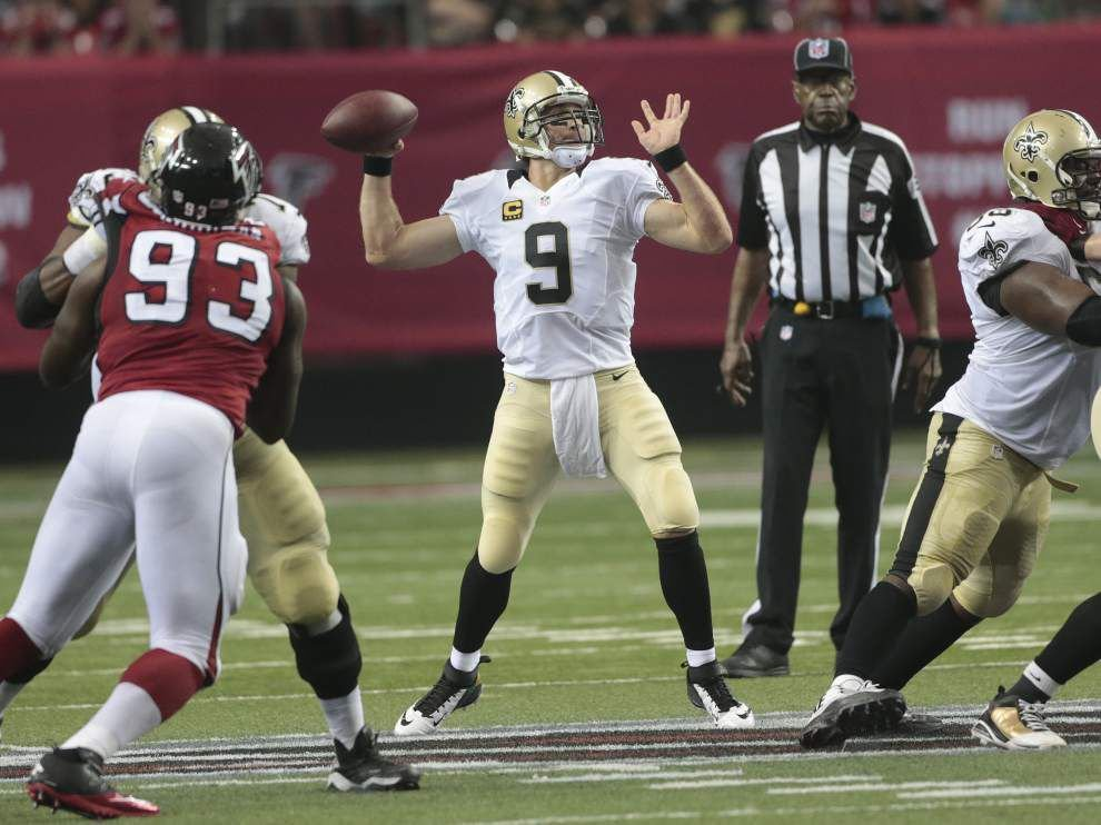 Minnesota Vikings at New Orleans Saints pregame chat, Sunday at 11 a.m. _lowres