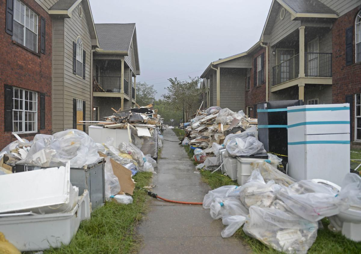 Floods Cause Chaos In Baton Rouge Housing Market Renters Especially Vulnerable News