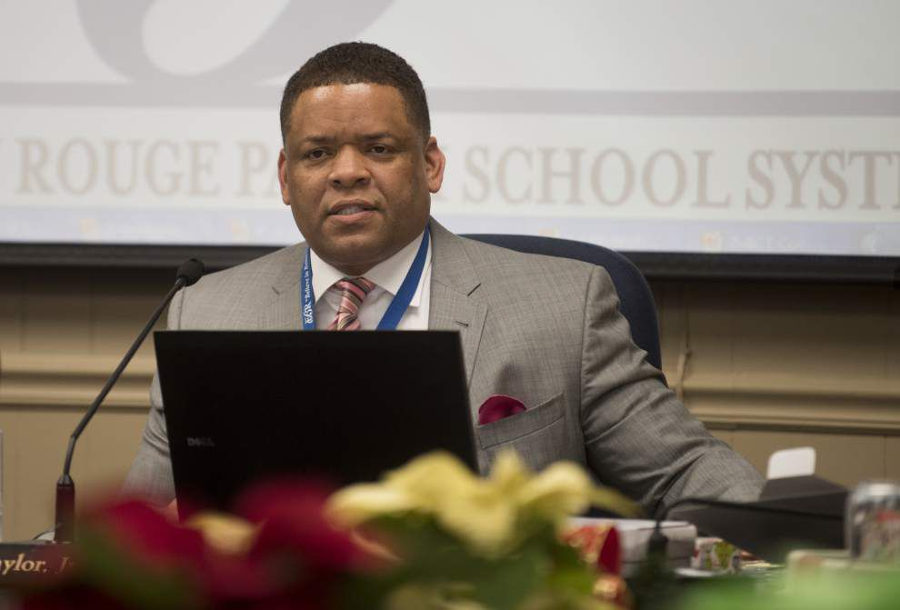 East Baton Rouge School Board pulls proposal to extend superintendent's contract _lowres