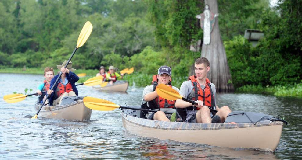 Boy Scouts eye adventure camp in Atchafalaya Basin _lowres