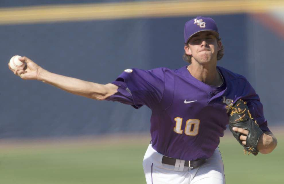 LSU ace Nola named All-American _lowres