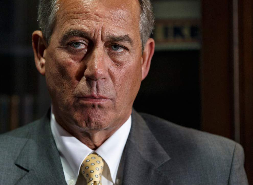 Boehner: 'We're not going to default' on debt _lowres