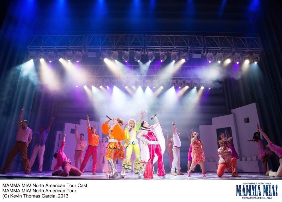 That '70s shows up in Saenger's 'Mamma Mia!' _lowres