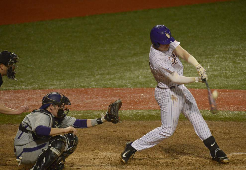 LSU makes minor changes to its lineup for Wednesday's game against Grambling _lowres