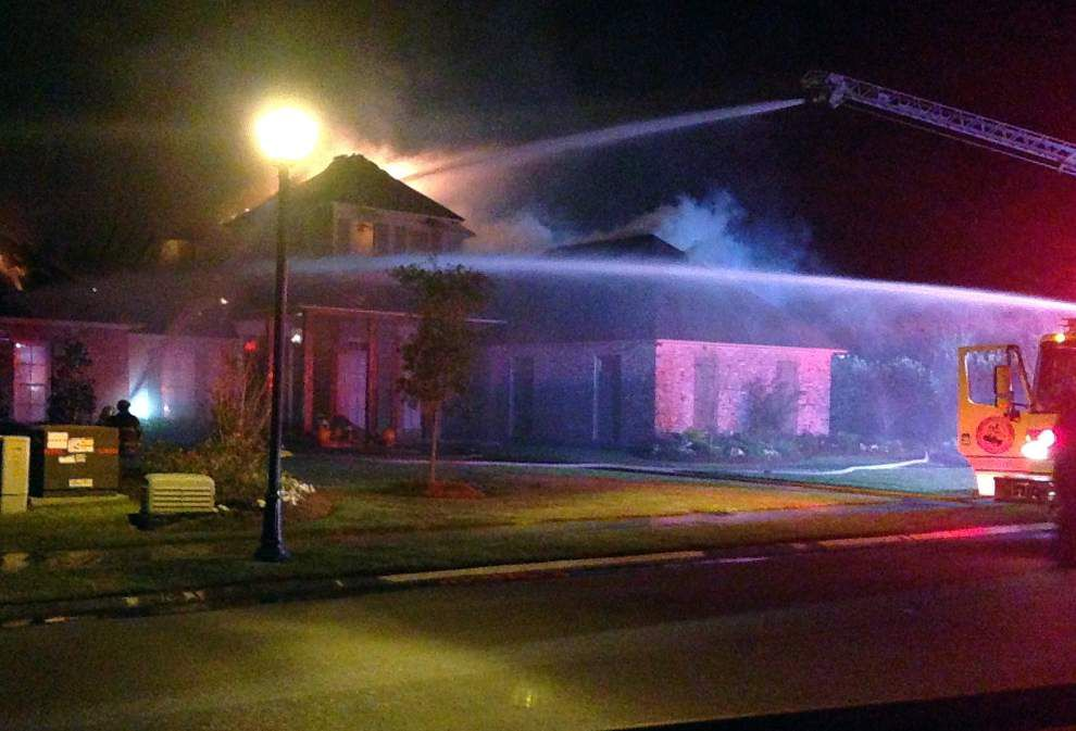 Fire damages home off Nicholson Drive and other Baton Rouge area police and fire news _lowres