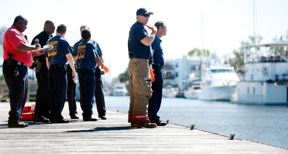 Body of 61-year-old man found floating in canal near West End _lowres