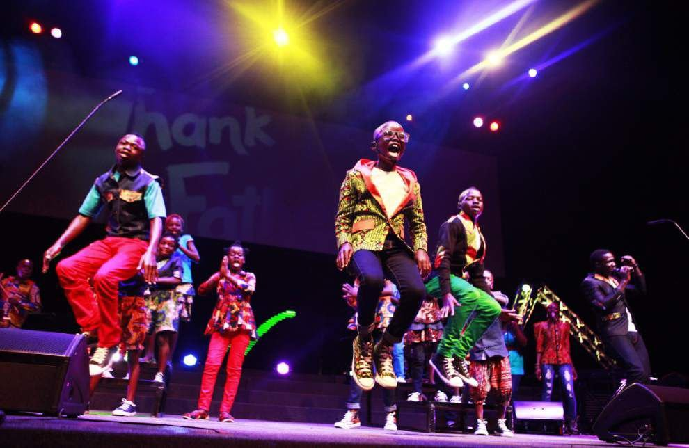 Watoto Children's Choir to perform in BR area _lowres