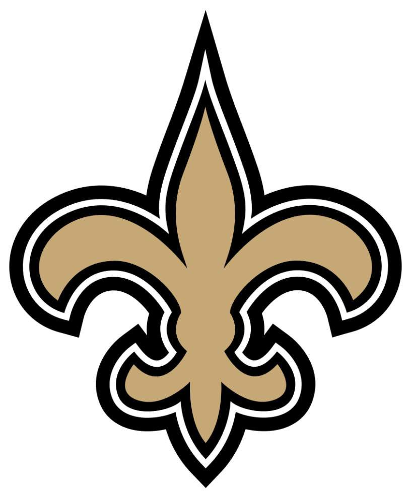 Show your colors: For first regular season Saints game, bringing out the black and gold _lowres