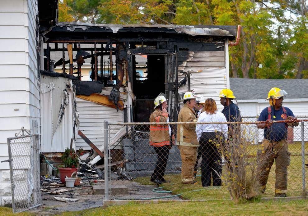 Woman dies in Gentilly house fire _lowres