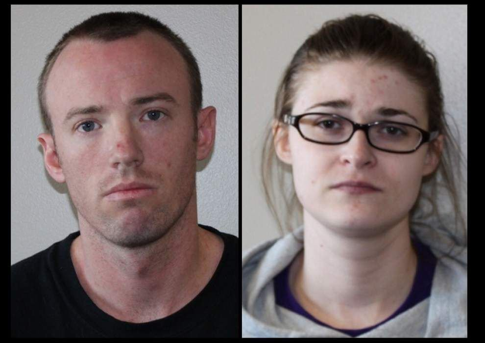 Gonzales couple arrested, accused of producing bestiality photos, posting them online _lowres
