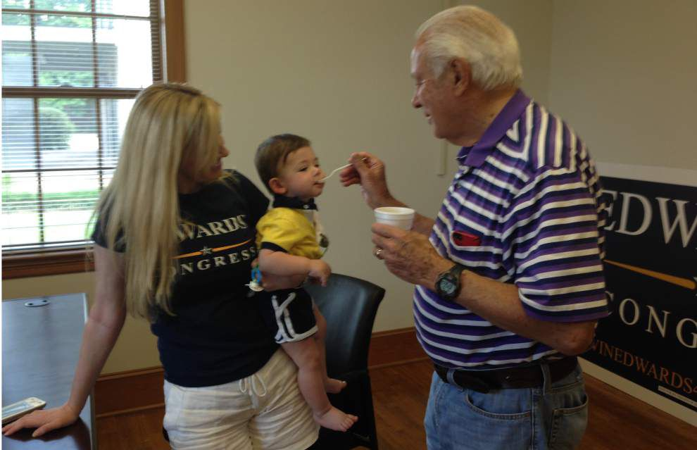 Coming this week: Edwin Edwards to start TV, radio campaign ads _lowres