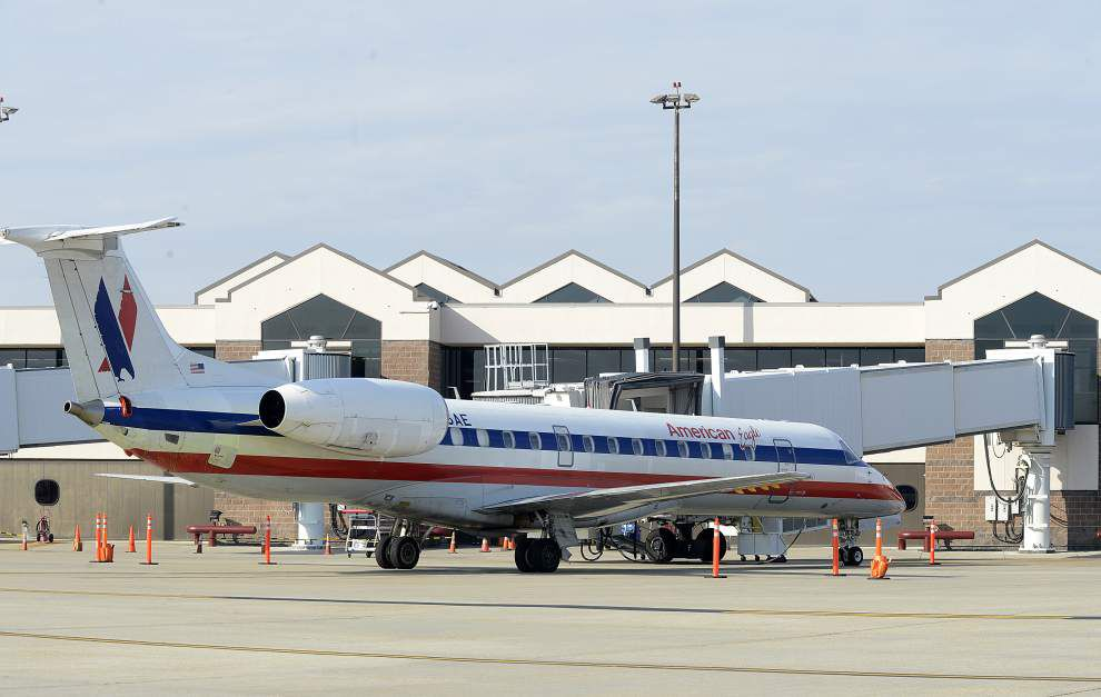Committee interviews five for Lafayette airport director job _lowres