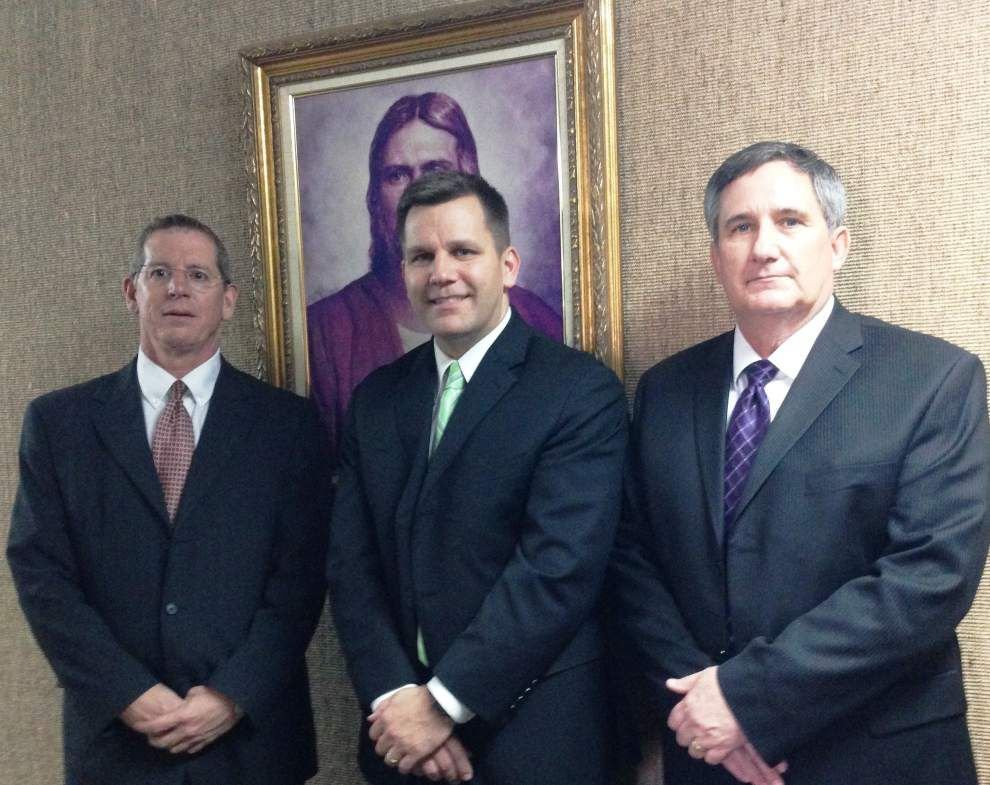 La. men tapped to serve as Mormon leaders _lowres