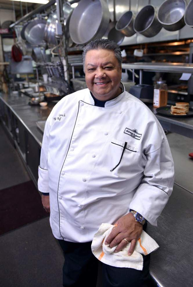 Antoine's, Gautreau's chefs honored by Carnival krewes _lowres