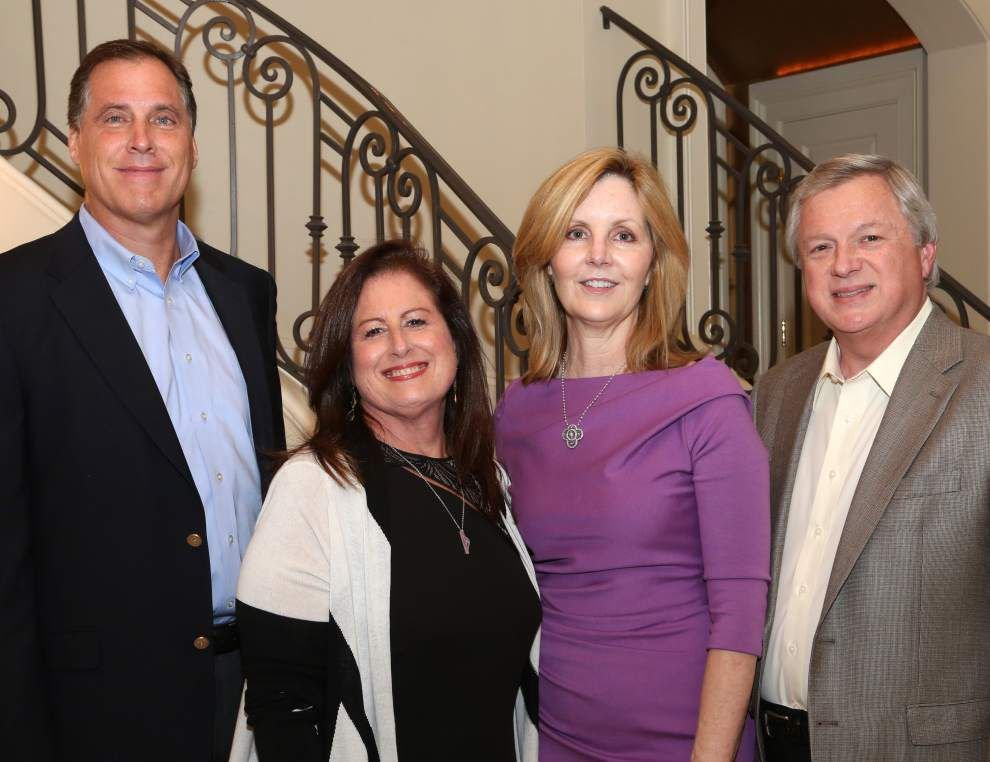 Metairie dinner party raises money for New Orleans Women's Shelter _lowres