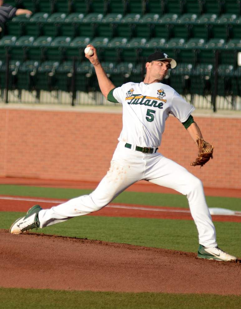 Tulane tops Wichita State in last at-bat again _lowres