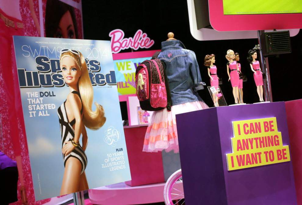 Girl Scouts asked to end partnership with Barbie _lowres