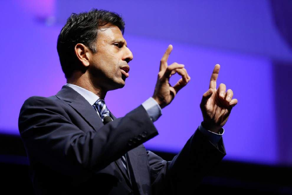 Louisiana Democrats call on Bobby Jindal: Come home to fix budget _lowres