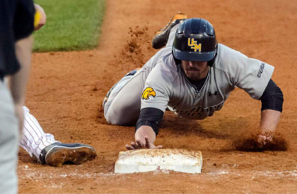 Southern Miss nips Tulane in series opener _lowres