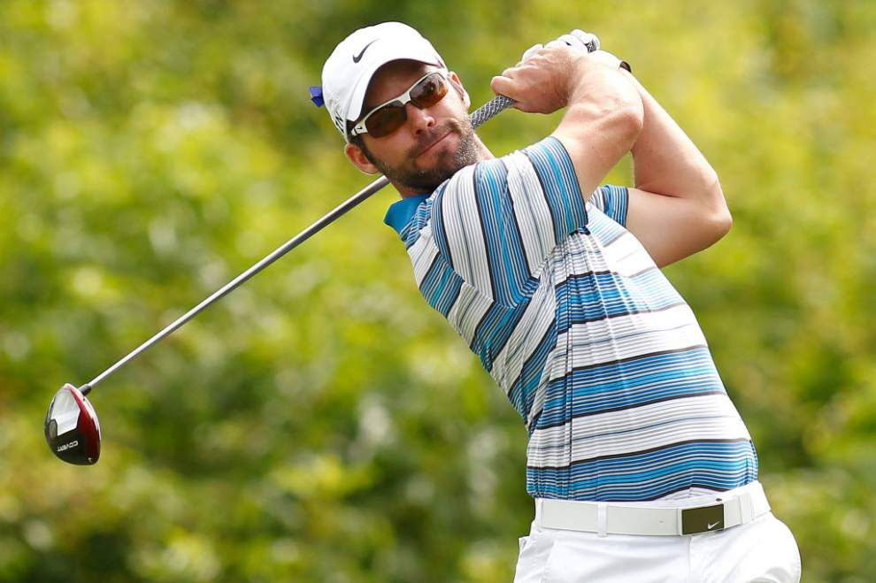 Video: Casey wings it and shoots a 64 at Zurich Classic _lowres