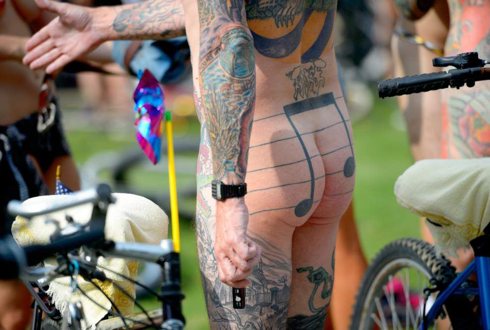 Photos: Naked Bike Ride _lowres