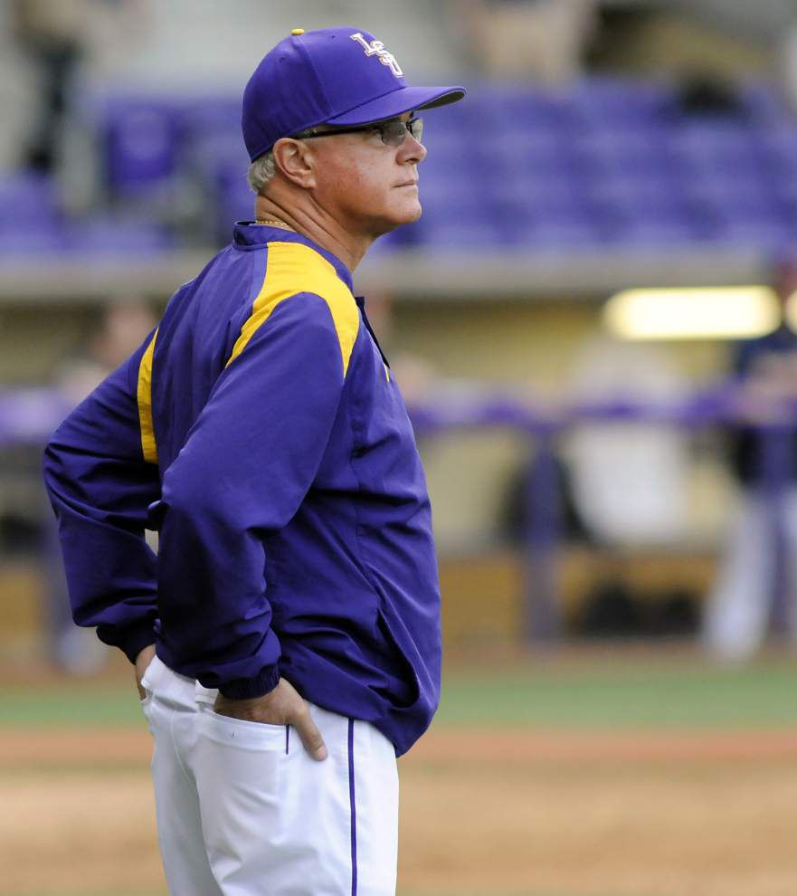 In line for an NCAA national seed, LSU puts 'perfect position' on line in series at Mississippi State _lowres