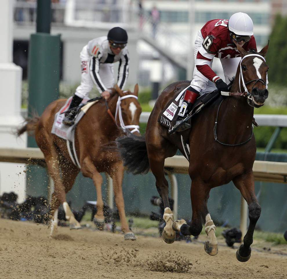 Untapable cruises to Kentucky Oaks win _lowres