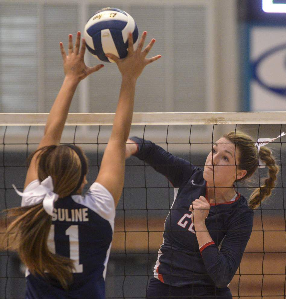 Photos: LHSAA Volleyball Championships _lowres