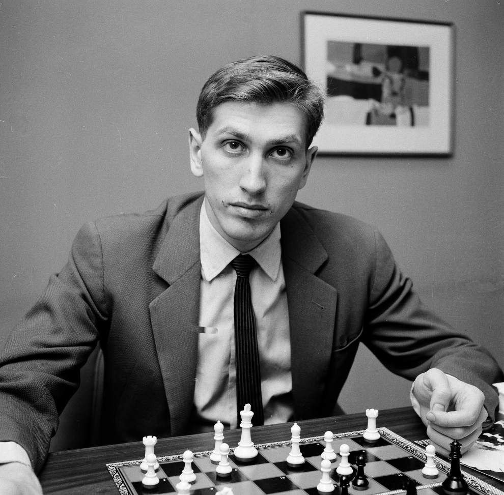 The Fischer King: Recalling four days in 1964 when Bobby Fischer brought his game to Louisiana _lowres