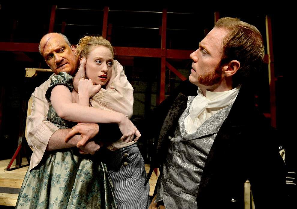 Review: Swine Palace's 'Frankenstein' worth seeing _lowres