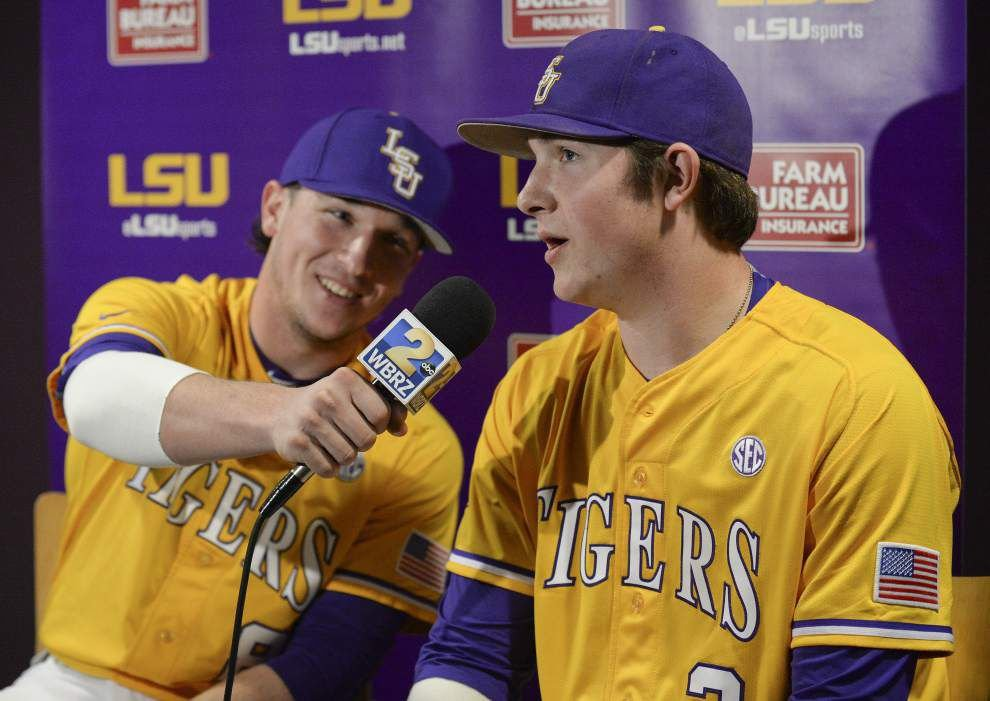 LSU shortstop Alex Bregman lands on a fourth preseason All-America team _lowres