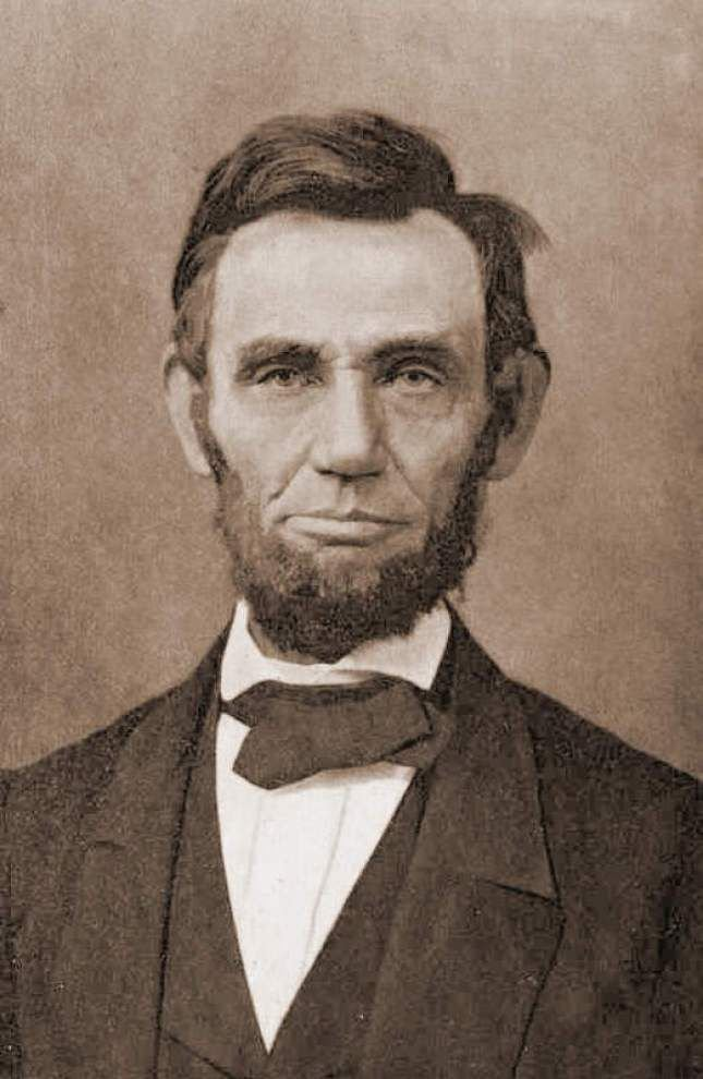 Our Views: U.S. President Lincoln and modern politics _lowres