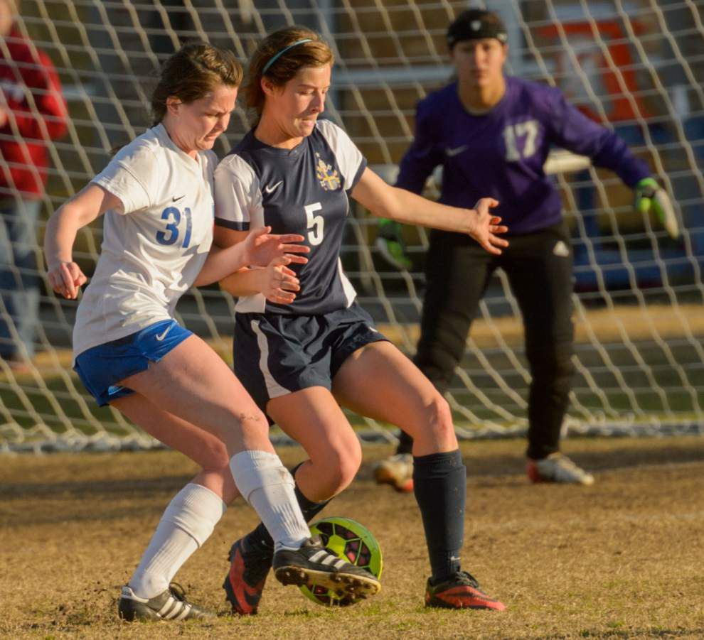 Pope John Paul II uses district loss to Northlake Christian as momentum-builder _lowres