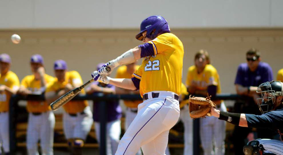 LSU baseball postgame: Tigers defeat Ole Miss 2-0 _lowres