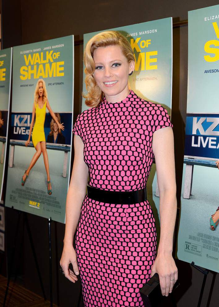 Writer crafts 'Walk of Shame' role with Elizabeth Banks in mind _lowres
