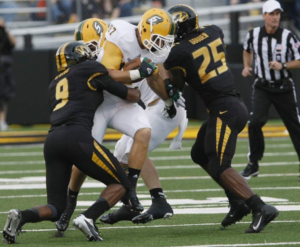 Jeremy Meyers finds home at Southeastern _lowres