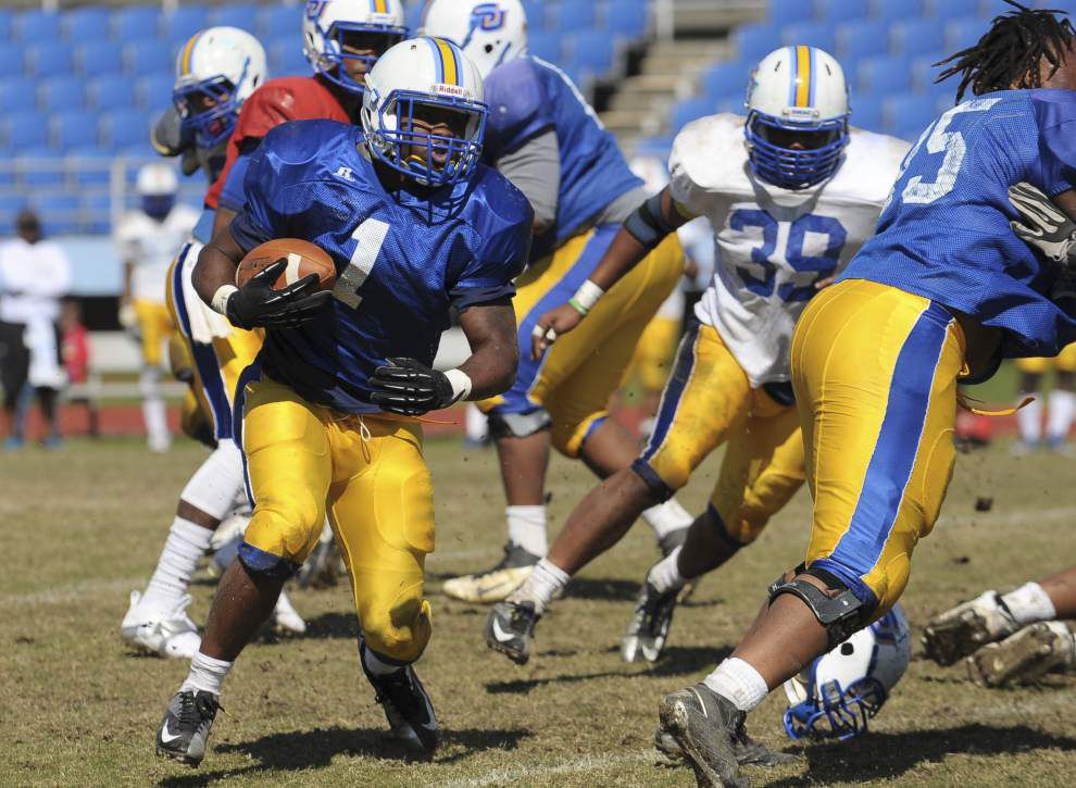 Southern University athletics chat with Advocate sportswriter Les East, Tuesday at 11 p.m. _lowres