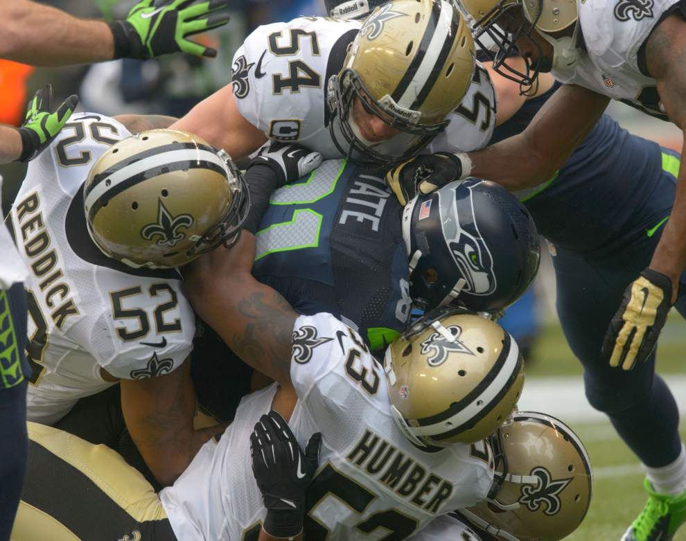 Photos: Saints fall to Seahawks _lowres