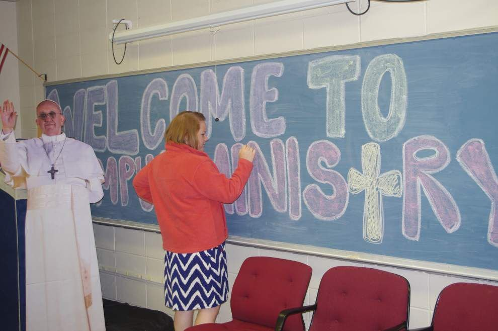 St. Michael High School gets back in the swing of things _lowres