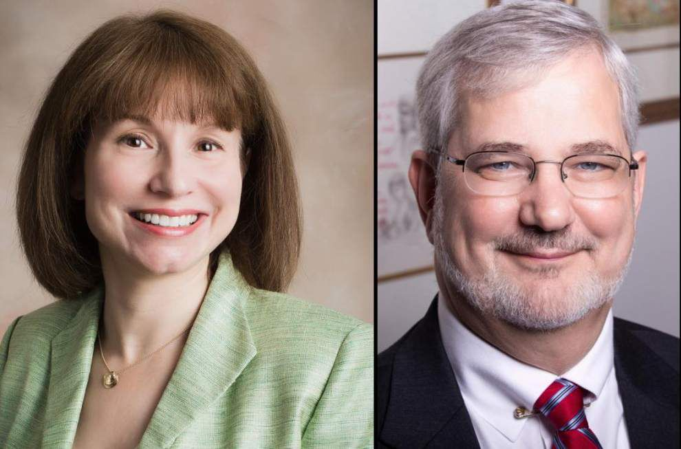 Candidates for Tammany coroner sharpening the issues in runoff _lowres