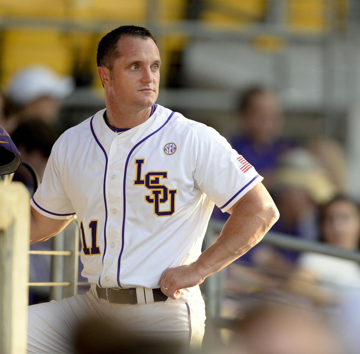 Image Resize Sources Lsus Andy Cannizaro Named Mississippi State Baseball Coach Lsu Theadvocate