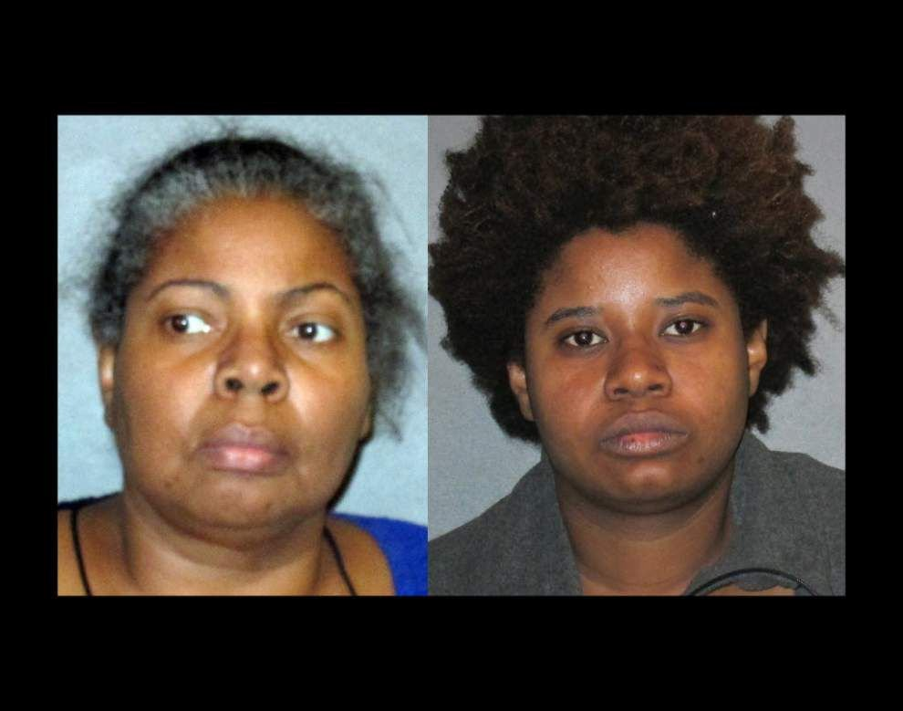 Daughter, granddaughter indicted in 82-year-old Baton Rouge woman's death _lowres